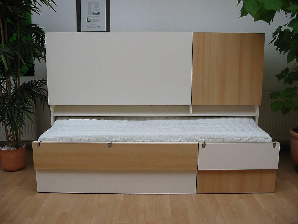 tischlerei raasch elektrische schrankbetten. Black Bedroom Furniture Sets. Home Design Ideas